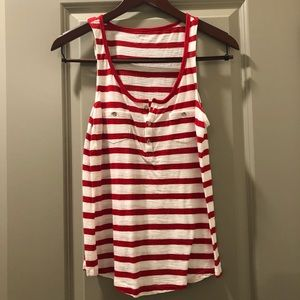 Striped Express Tank